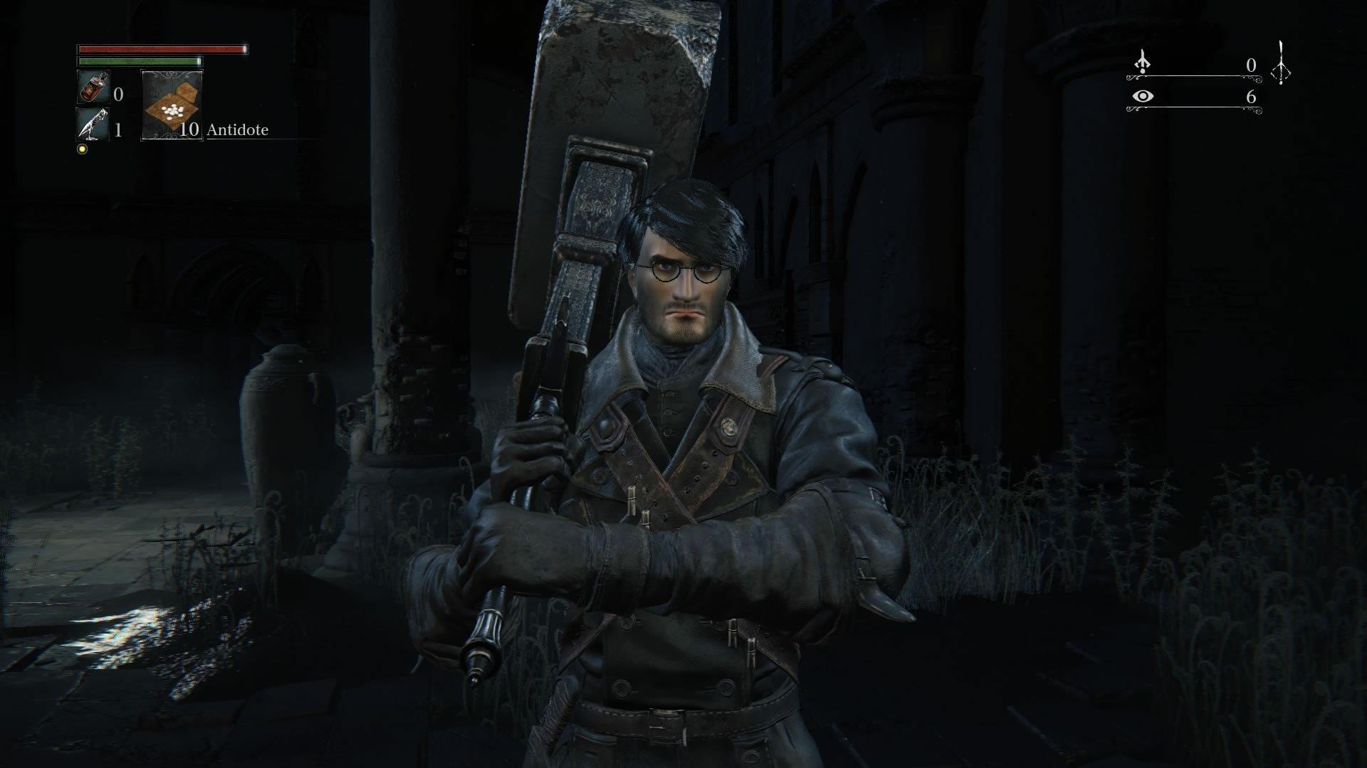 bloodborne-harry-potter