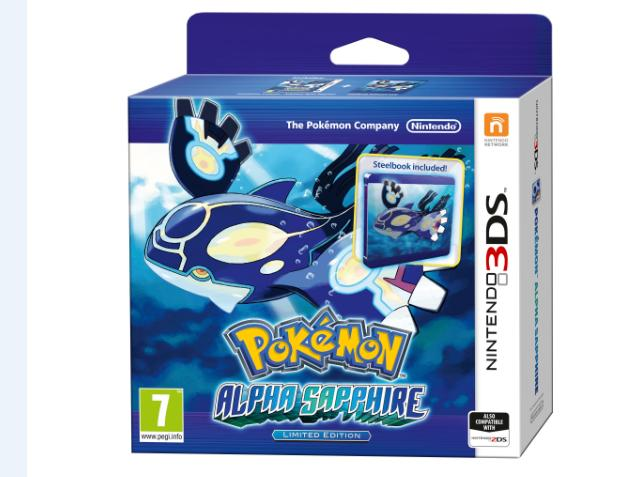 PokemonSaphirAlpha 3DS Div 001