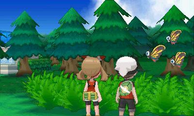 PokemonSaphirAlpha 3DS Editeur 001