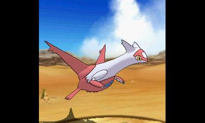 PokemonSaphirAlpha 3DS Editeur 016