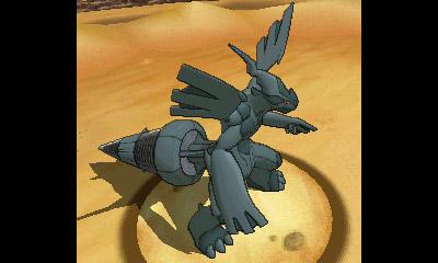 PokemonSaphirAlpha 3DS Editeur 106