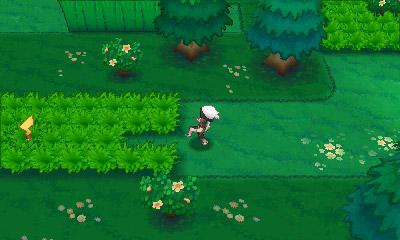 PokemonSaphirAlpha 3DS Editeur 114