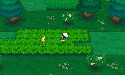 PokemonSaphirAlpha 3DS Editeur 115