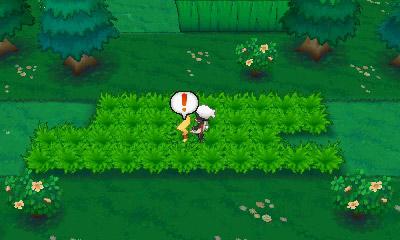 PokemonSaphirAlpha 3DS Editeur 116