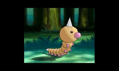 PokemonSaphirAlpha 3DS Editeur 156