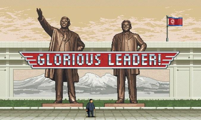Glorious Leader!
