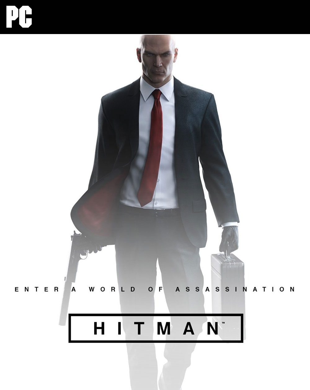 Hitman PC Jaquette 001