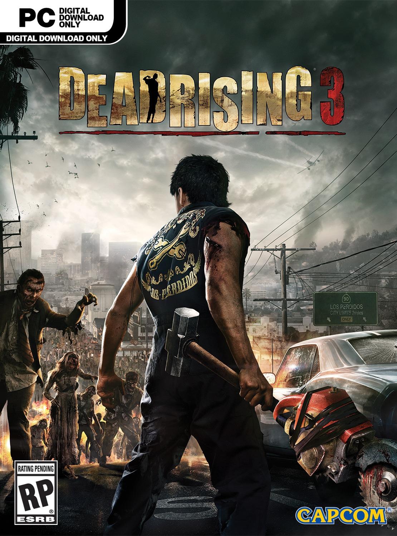 DeadRising3 PC Jaquette 001