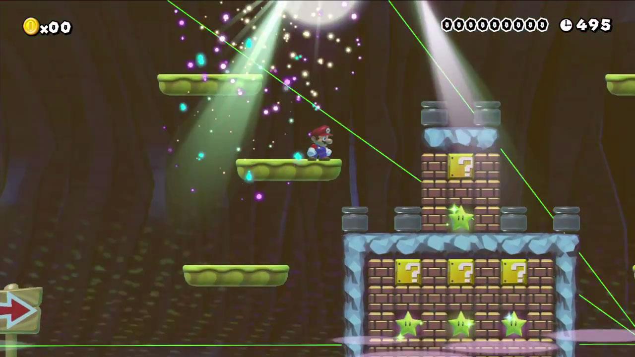 SuperMarioMaker WiiU Test 013