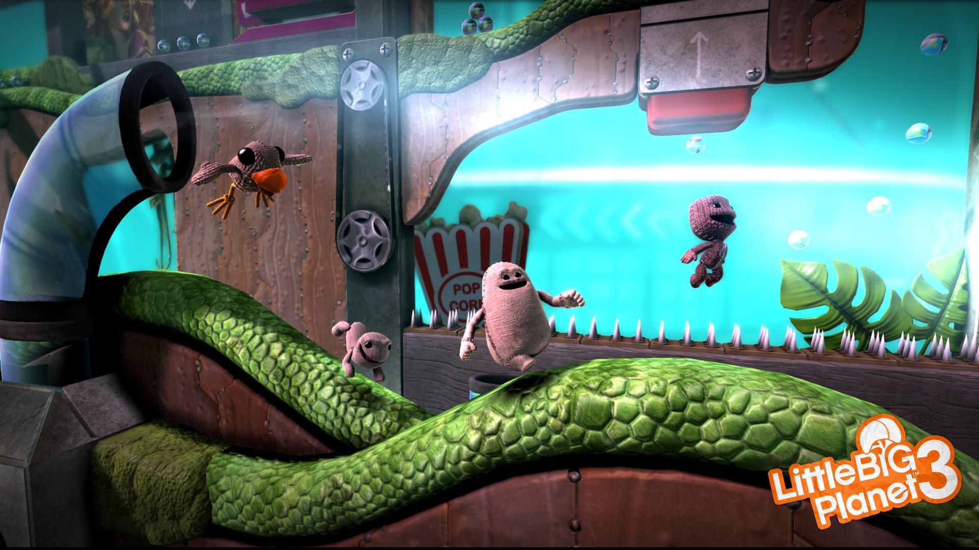 LittleBigPlanet3 PS4 Editeur 007