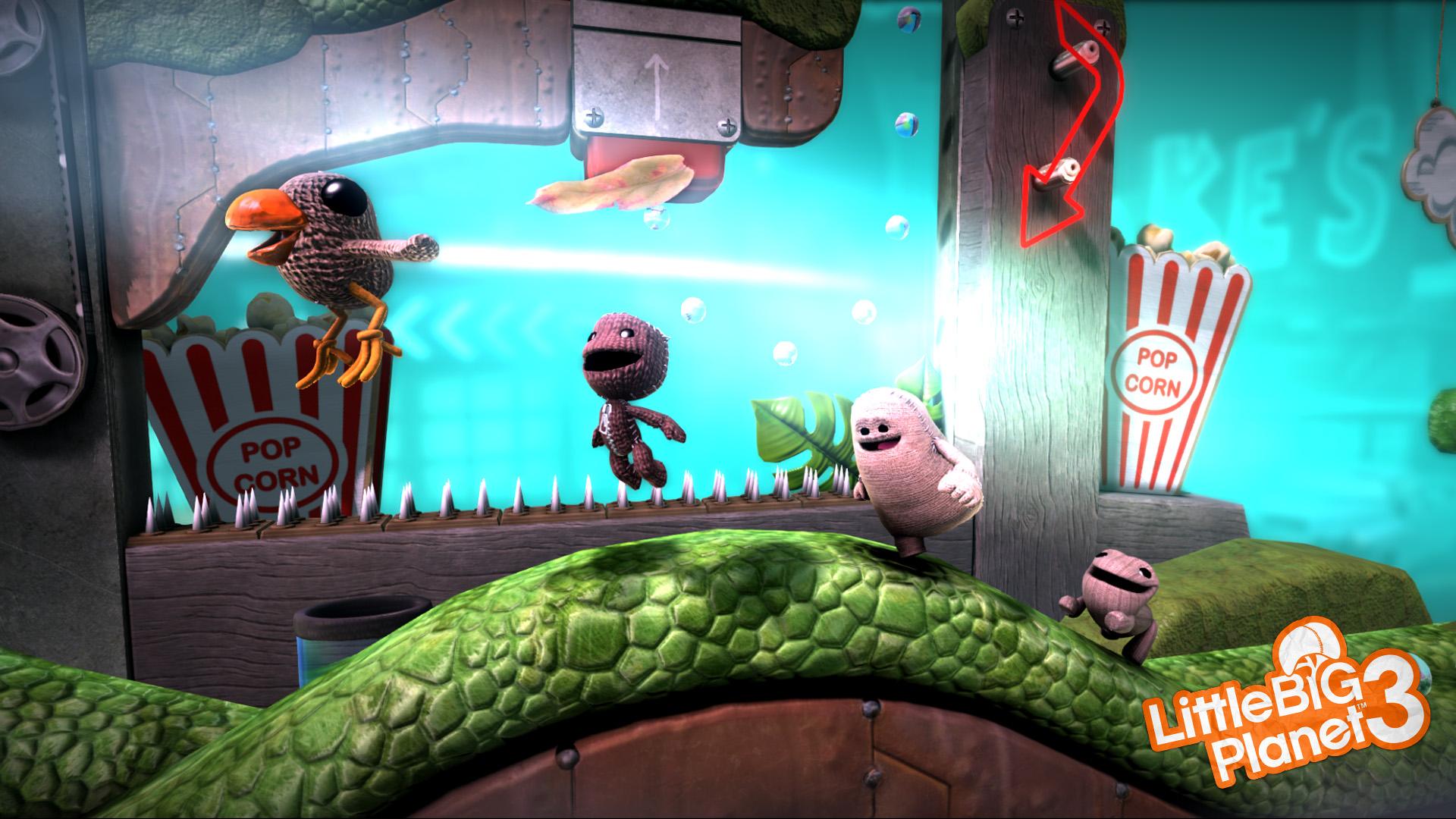 LittleBigPlanet3 PS4 Editeur 008