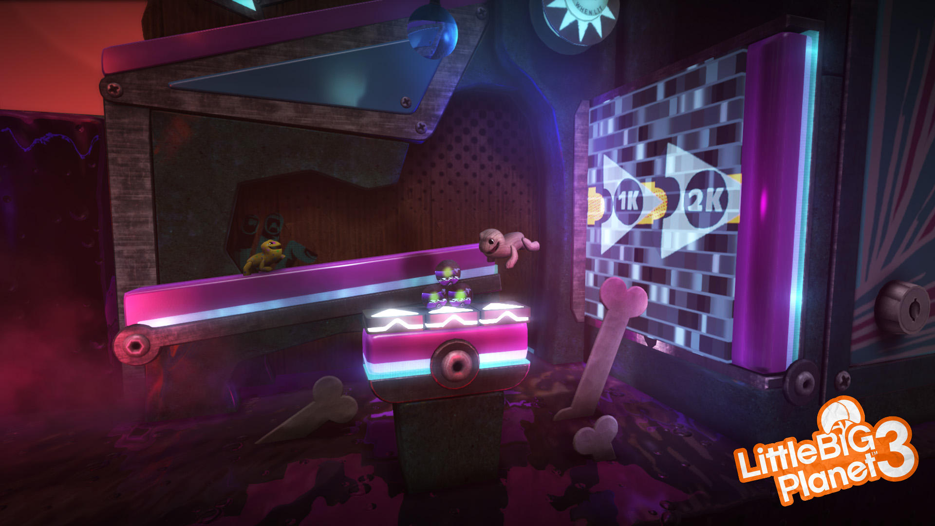 LittleBigPlanet3 PS4 Editeur 009