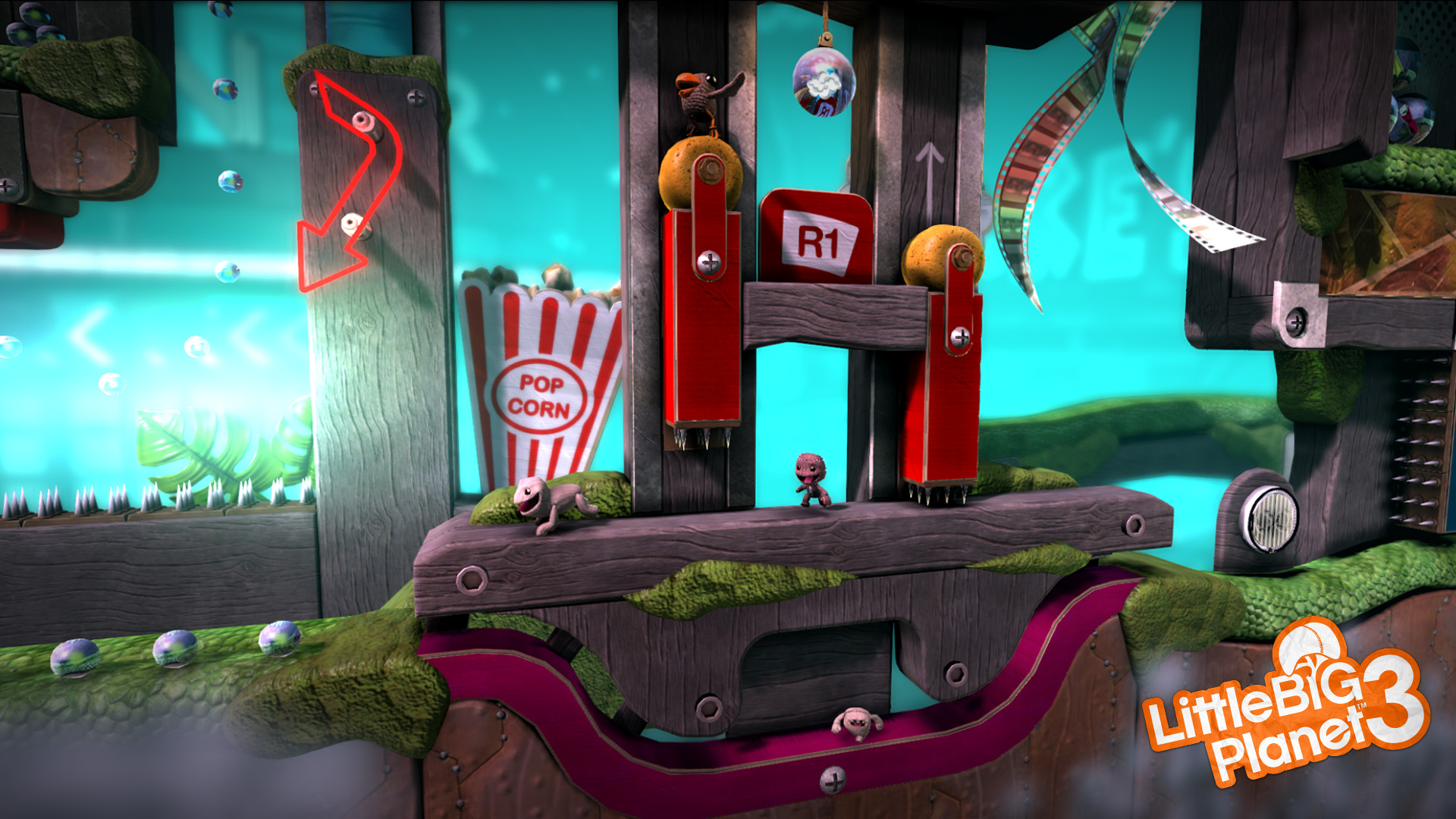LittleBigPlanet3 PS4 Editeur 011
