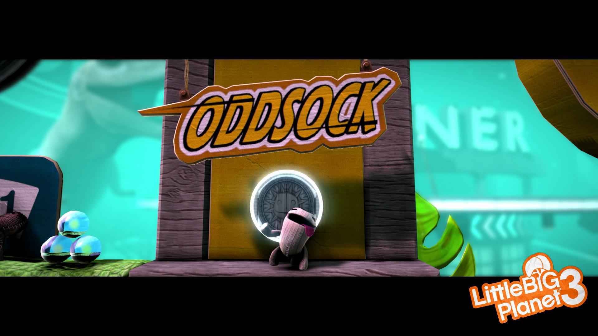 LittleBigPlanet3 PS4 Editeur 012