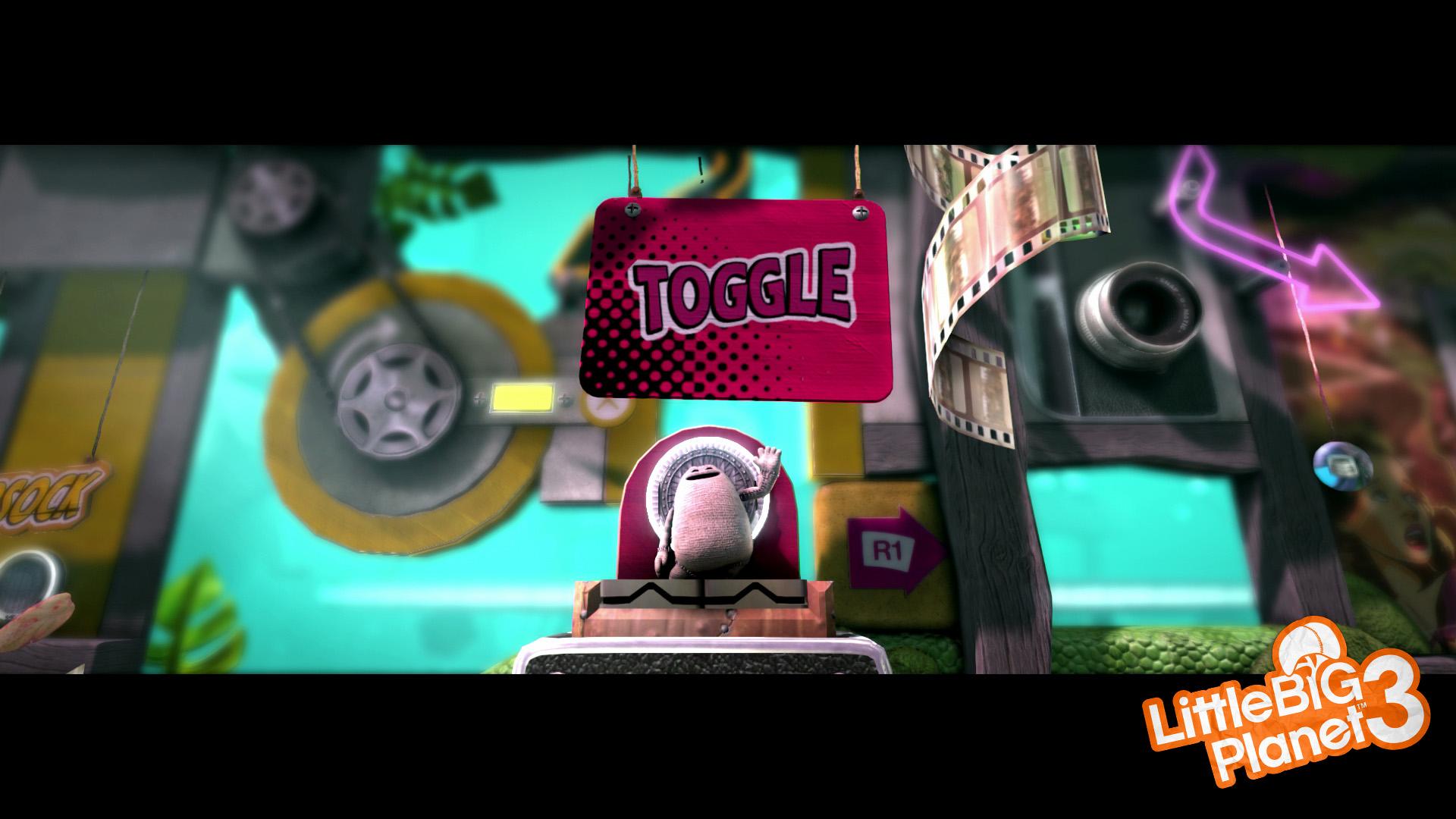 LittleBigPlanet3 PS4 Editeur 013