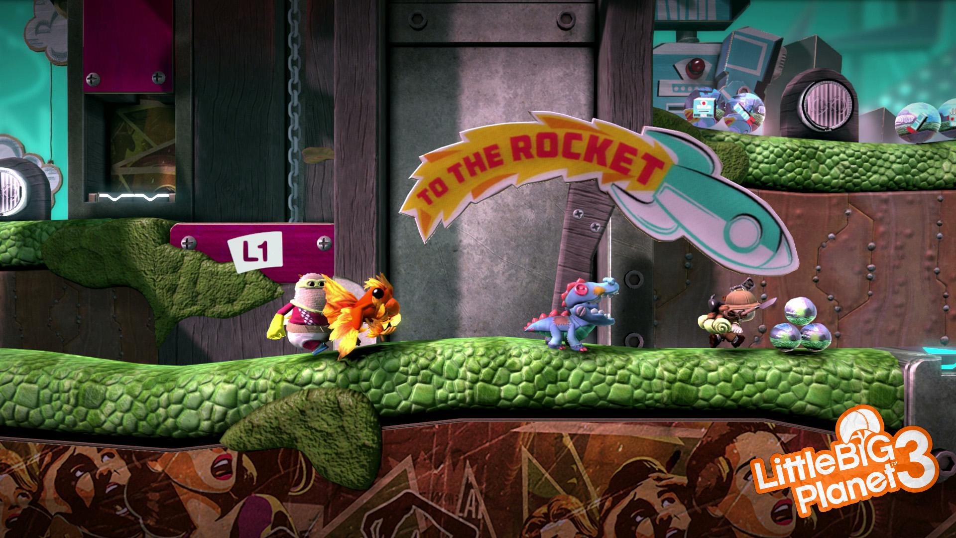 LittleBigPlanet3 PS4 Editeur 015