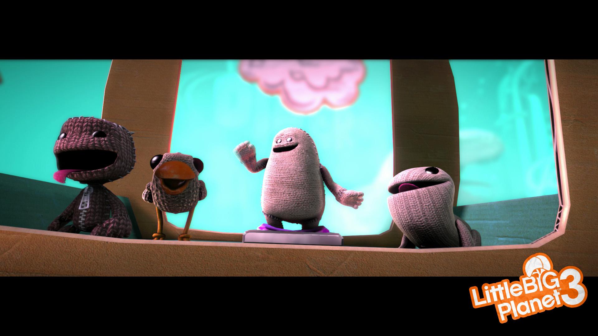 LittleBigPlanet3 PS4 Editeur 018