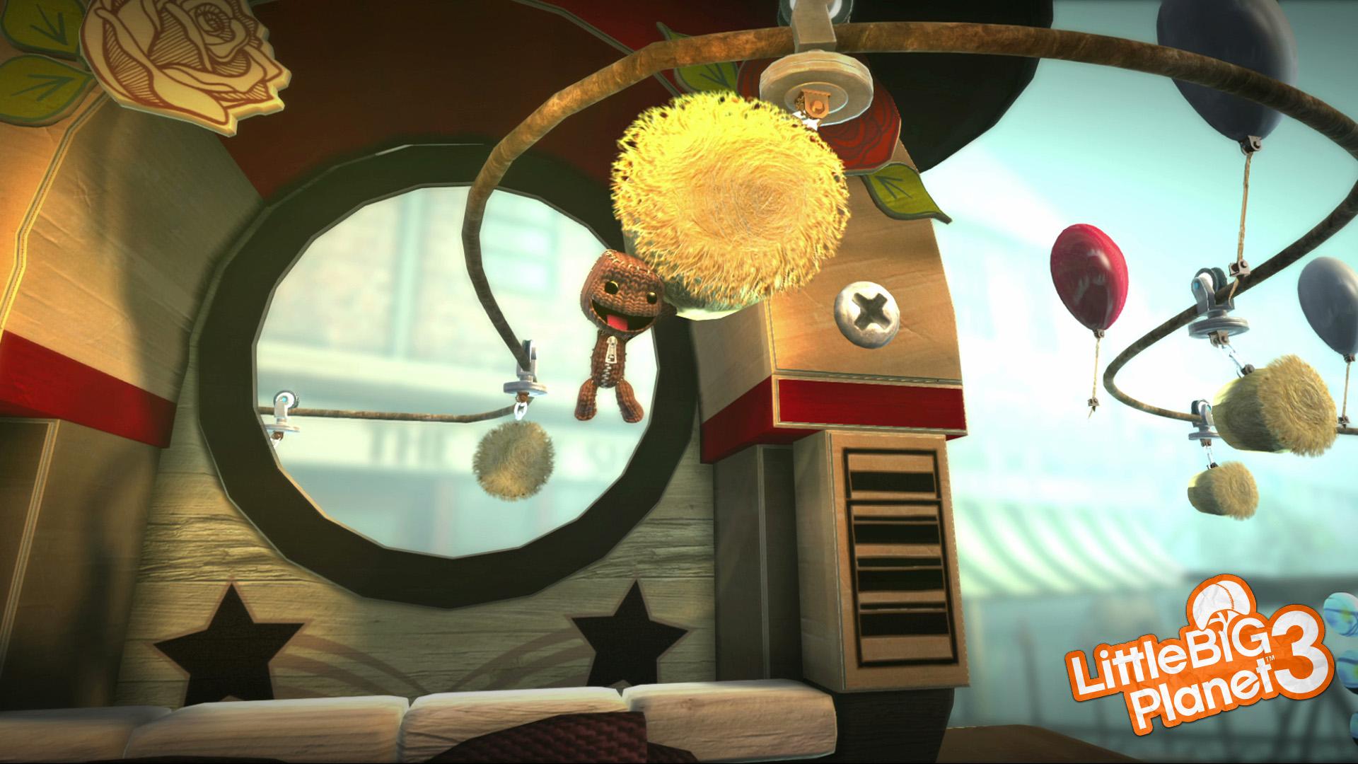 LittleBigPlanet3 PS4 Editeur 019
