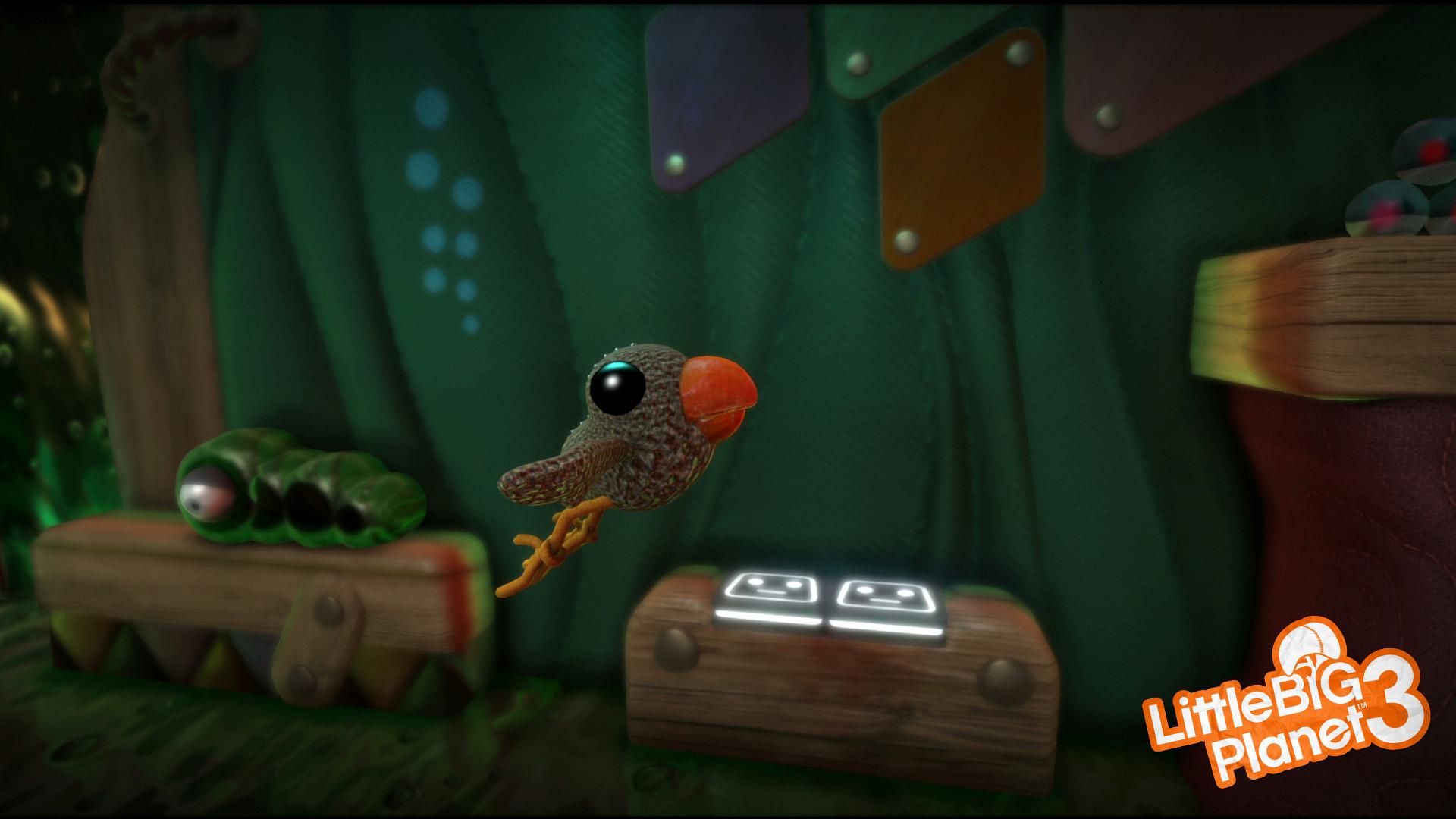 LittleBigPlanet3 PS4 Editeur 020