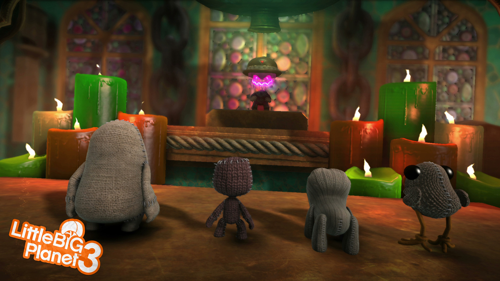 LittleBigPlanet3 PS4 Editeur 021