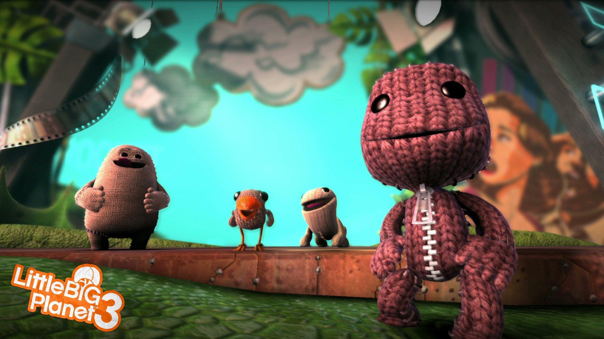 LittleBigPlanet3 PS4 Editeur 022