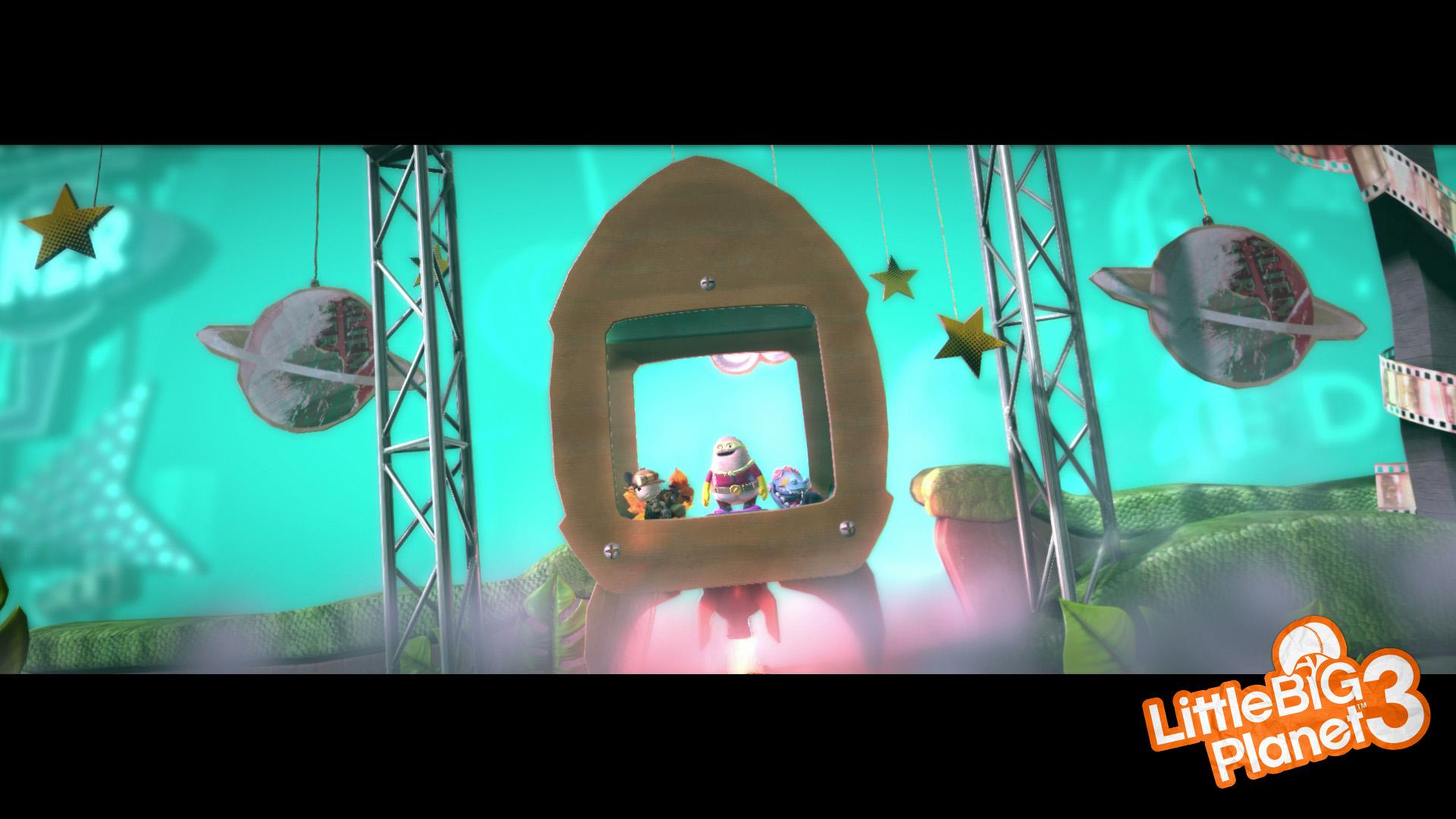 LittleBigPlanet3 PS4 Editeur 023