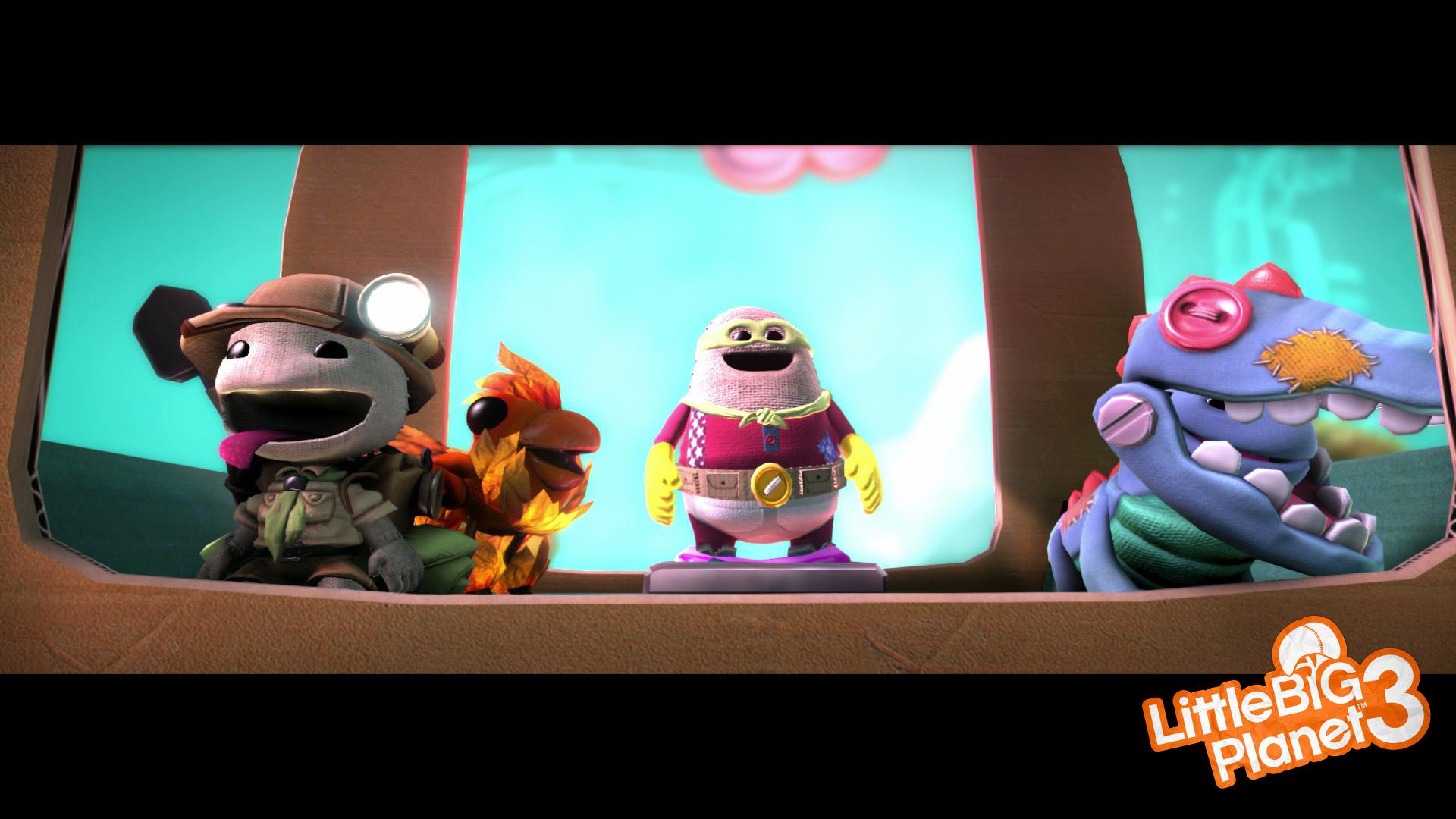 LittleBigPlanet3 PS4 Editeur 024