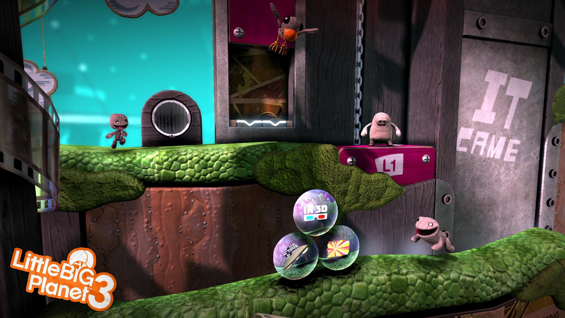 LittleBigPlanet3 PS4 Editeur 025