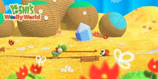 Yoshi-sWoollyWorld Wii U Editeur 001