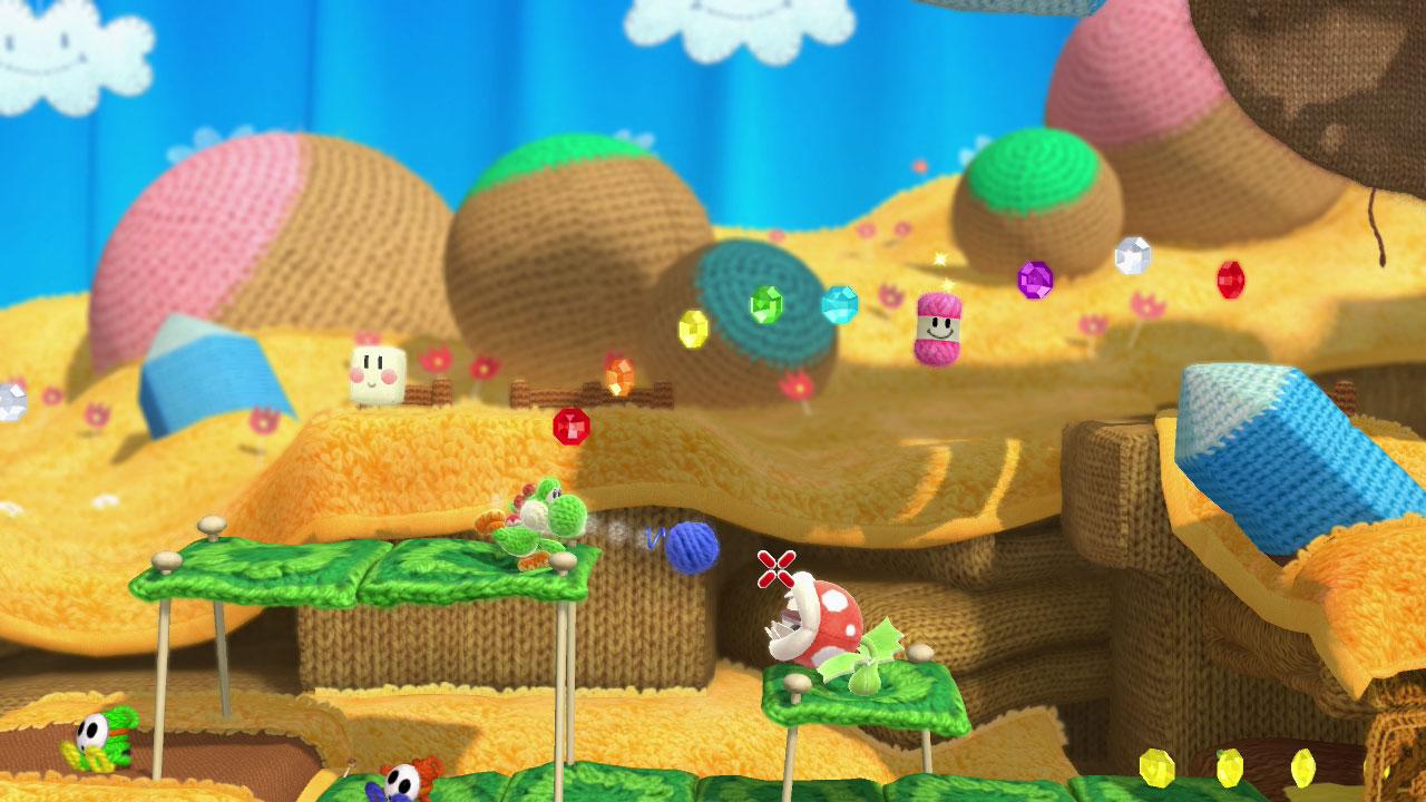 Yoshi-sWoollyWorld Wii U Test 001