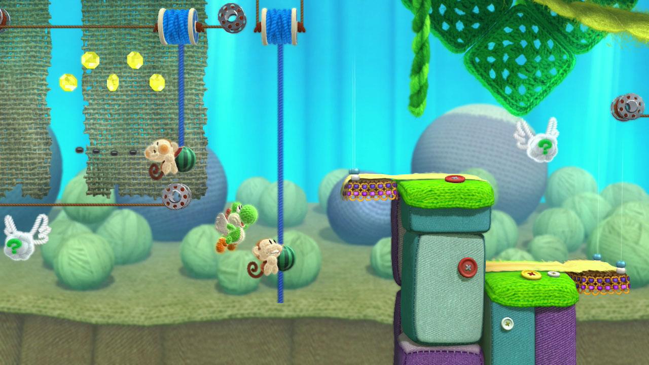 Yoshi-sWoollyWorld Wii U Test 002