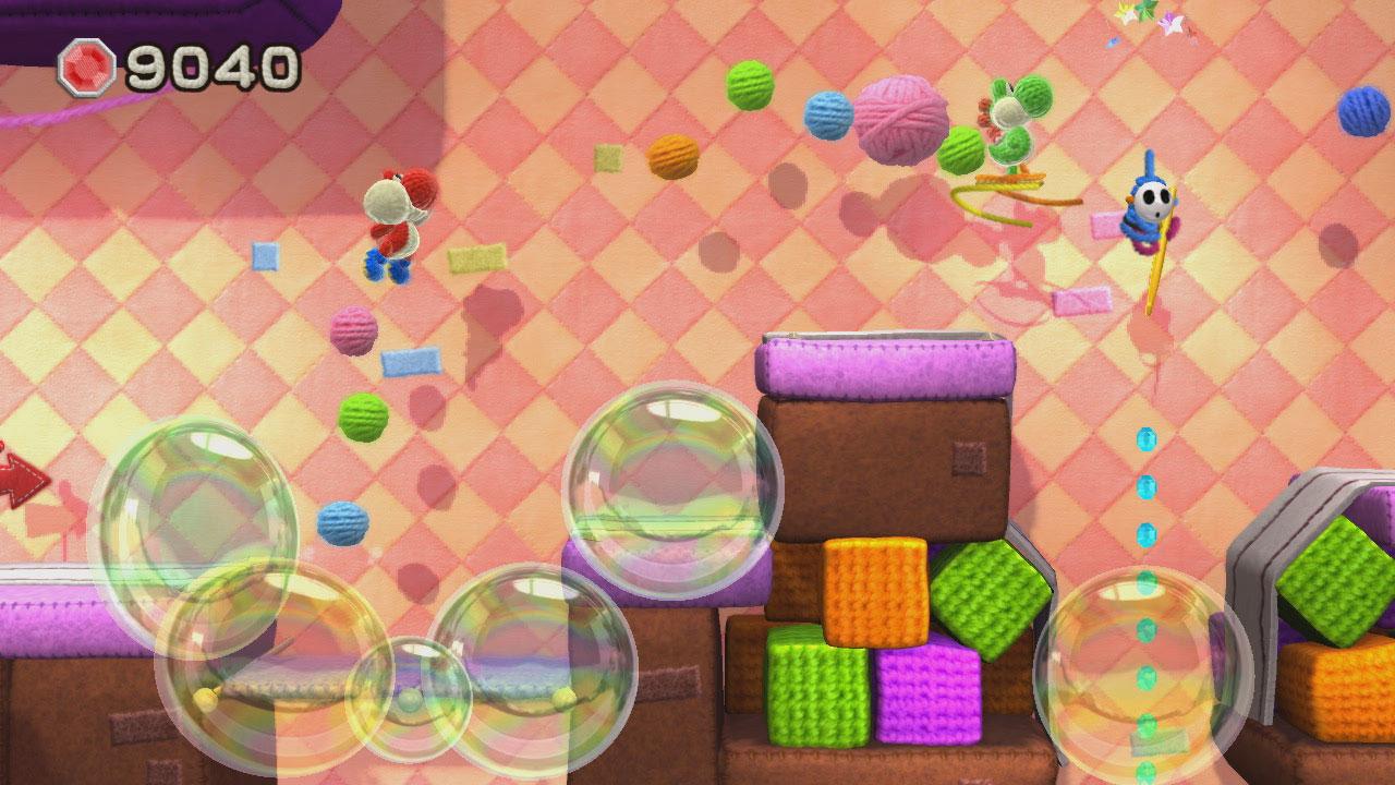 Yoshi-sWoollyWorld Wii U Test 008