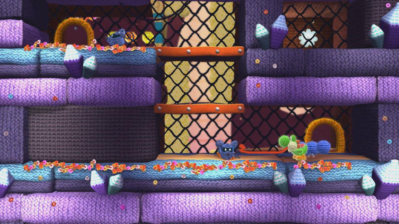Yoshi-sWoollyWorld Wii U Test 012
