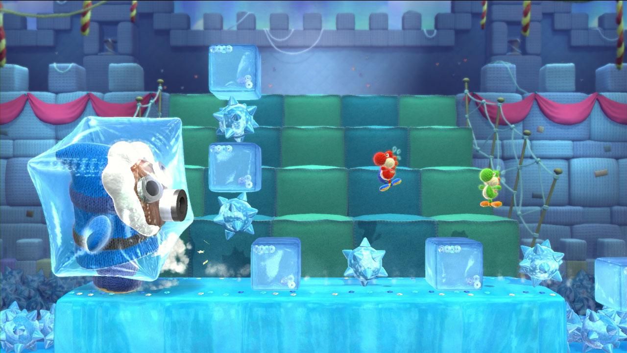 Yoshi-sWoollyWorld Wii U Test 013