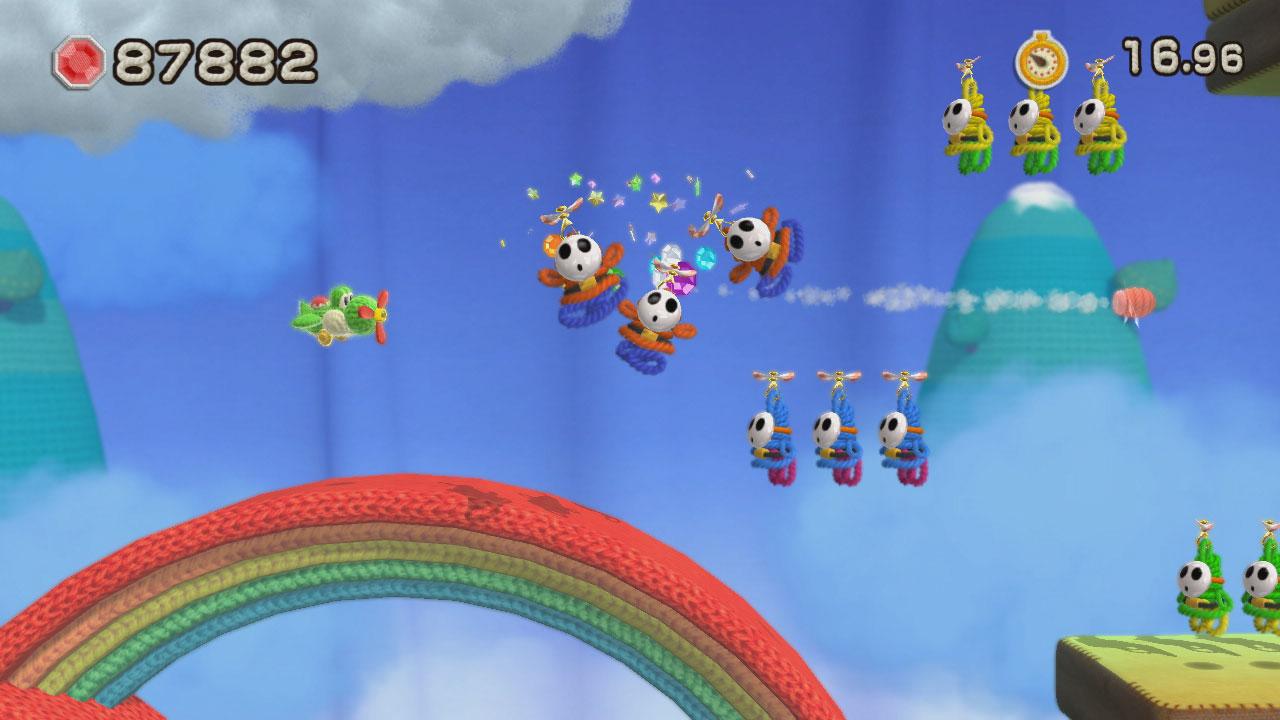 Yoshi-sWoollyWorld Wii U Test 015