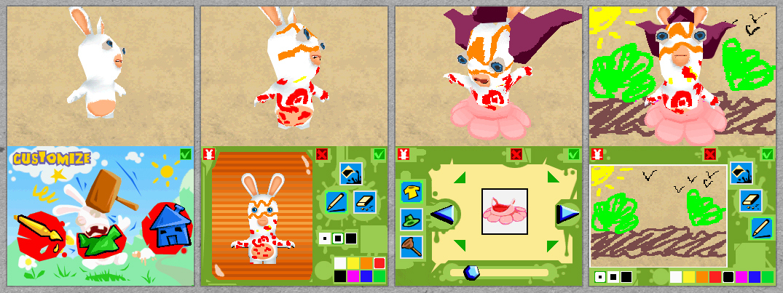 RaymanLapinsCretins2 DS Edit 001