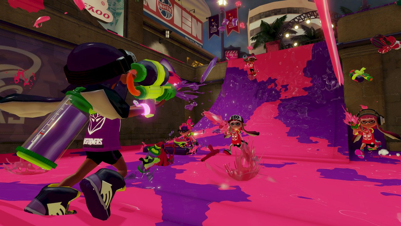 Splatoon WiiU News 007