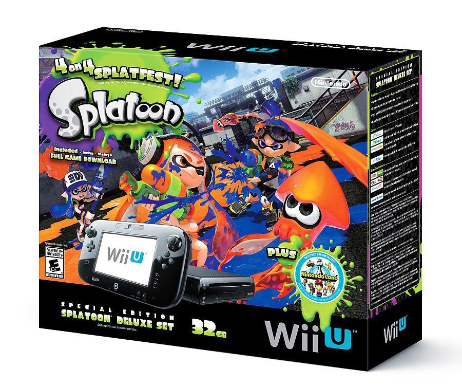 Splatoon Wii U Div 005