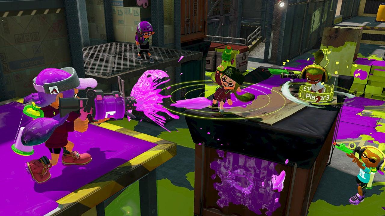 Splatoon Wii U News 001