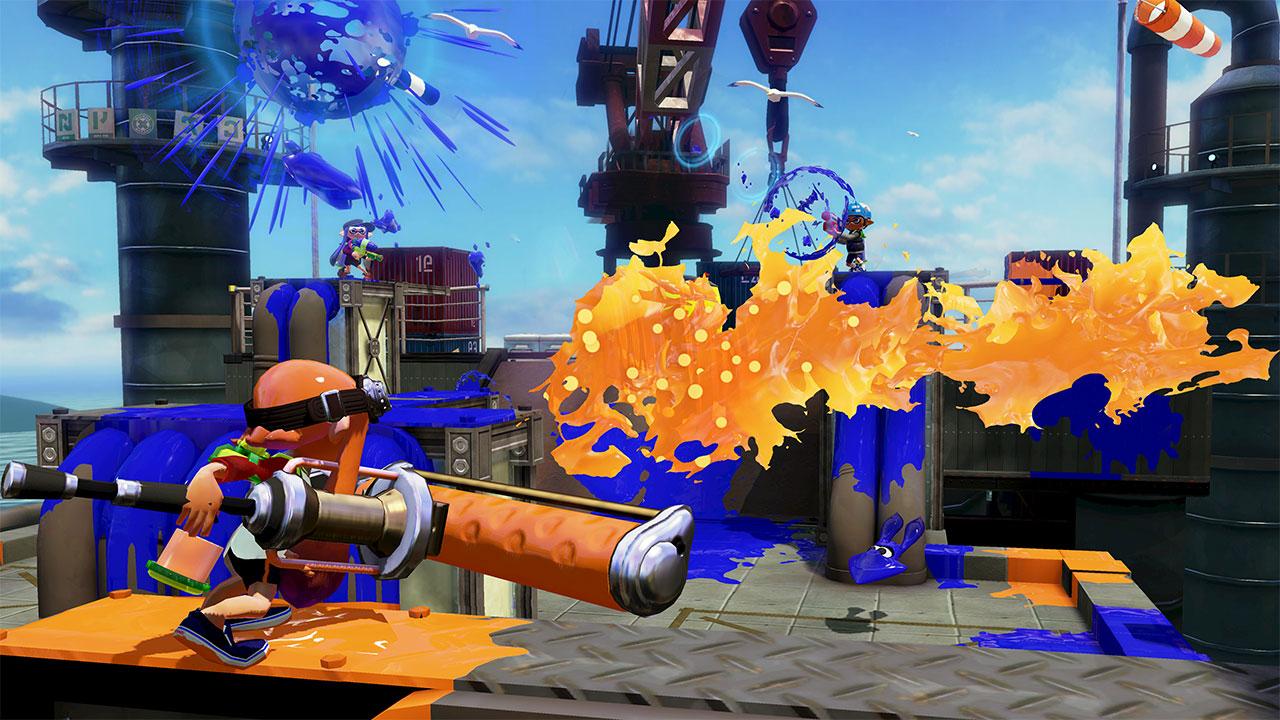Splatoon Wii U News 004