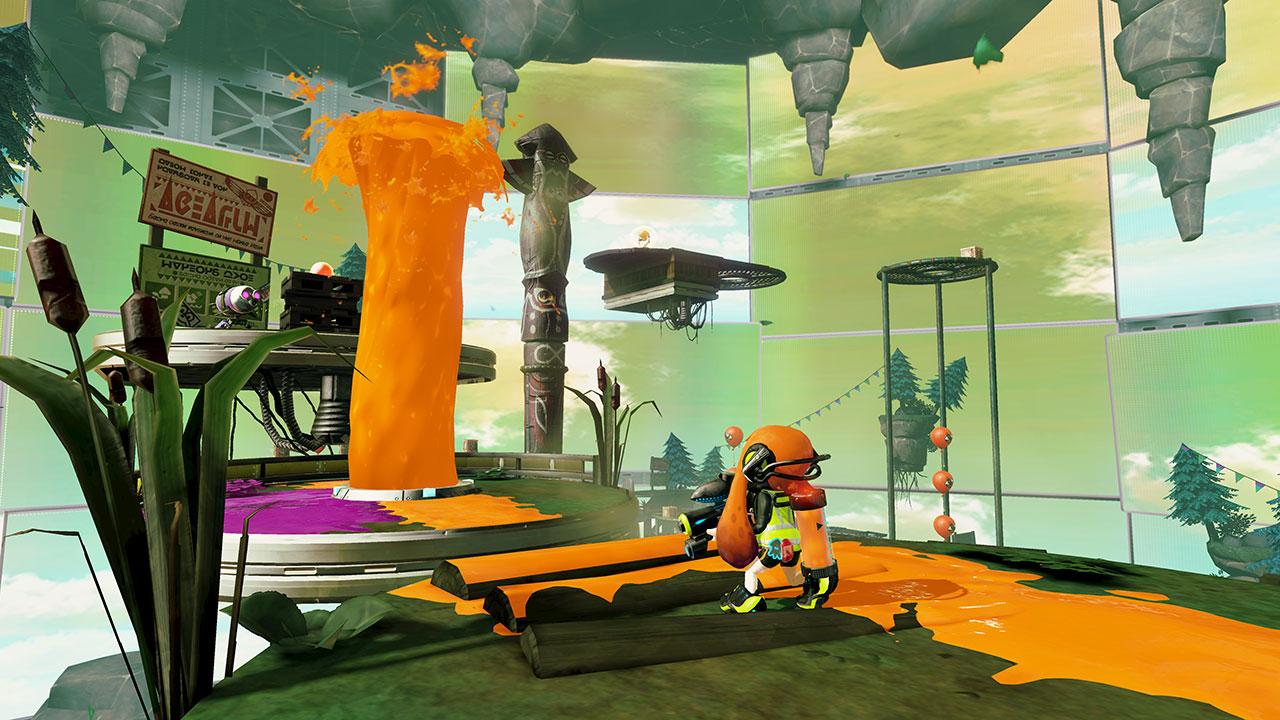 Splatoon Wii U News 006