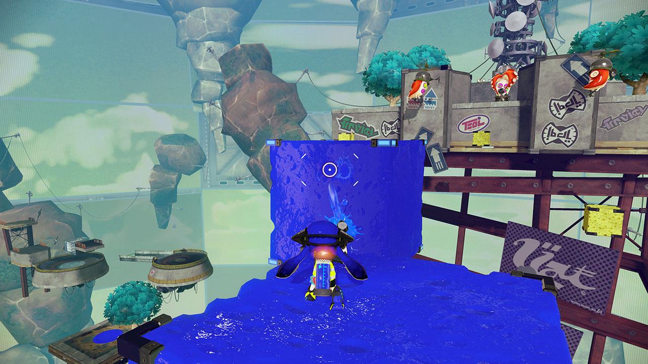 Splatoon Wii U Test 002
