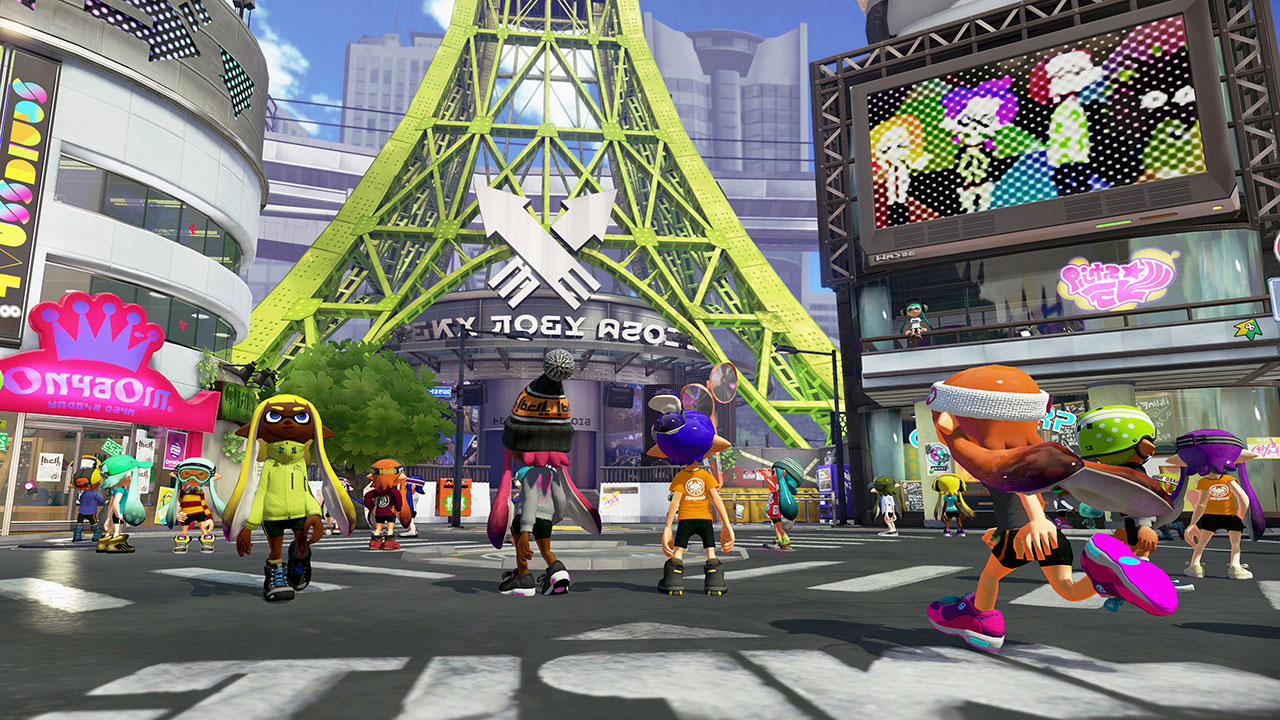 Splatoon Wii U Test 003