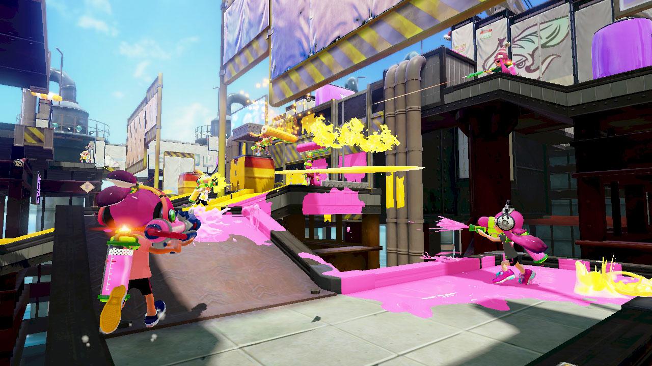 Splatoon Wii U Test 014