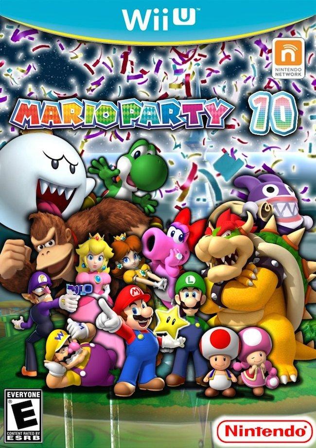 MarioParty10 Wii U Jaquette 001