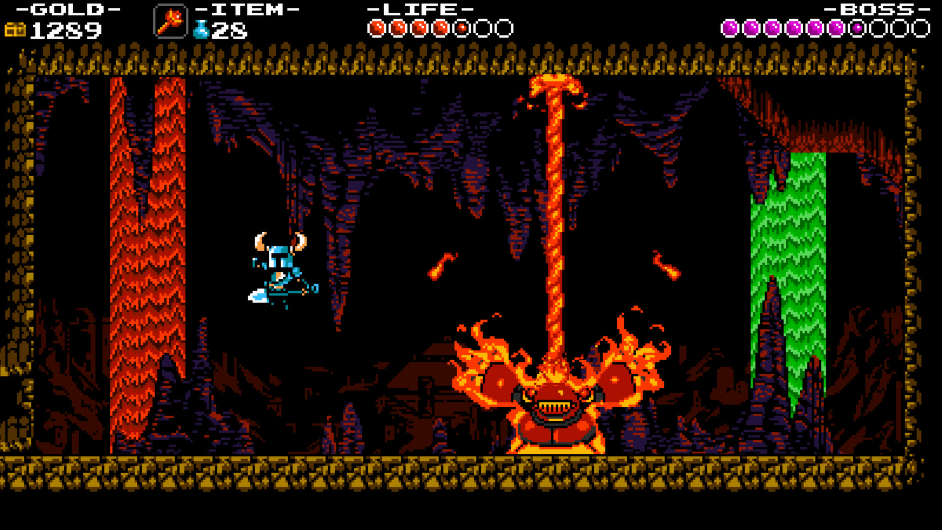 ShovelKnight PC Editeur 013