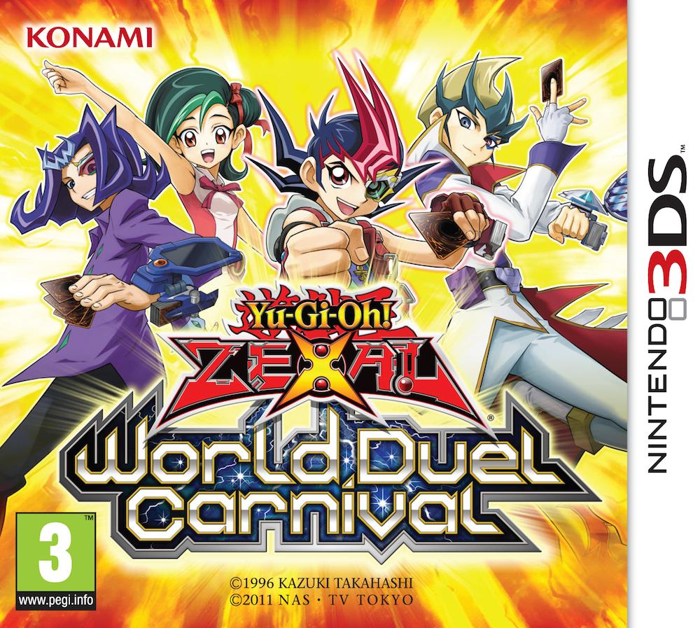 Yu-Gi-Oh ! Zexal : Clash Duel Carnival