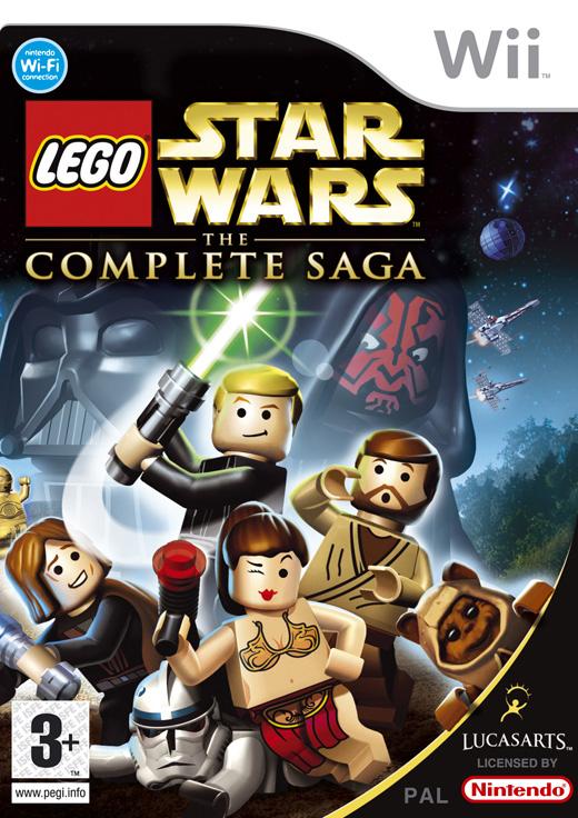 LegoStarWarsComplete Wii Jaquette 001