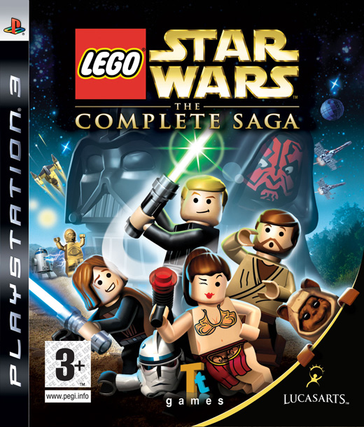 LegoStarWarsComplete PS3 Jaquette 001