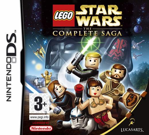 LegoStarWarsComplete DS Jaquette 001